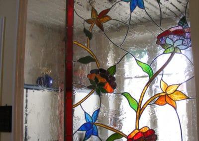 Peinture vitrail Drôme
