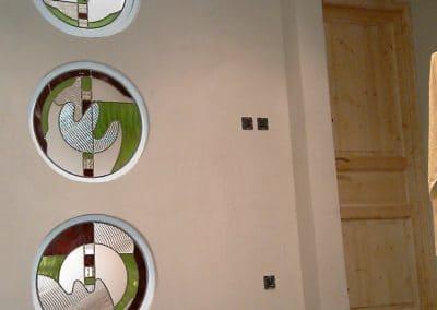 Peinture vitrail Sorgues