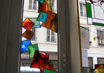Renovation vitraux Bollène