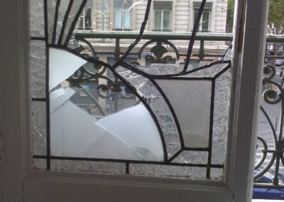 Crédence verre Bourg-lès-Valence