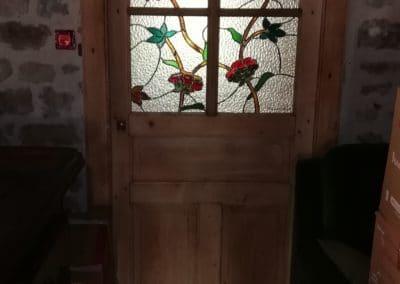 Fabrication vitraux Drôme